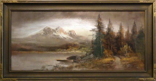 2015 - Mountain Landscape by Chandler