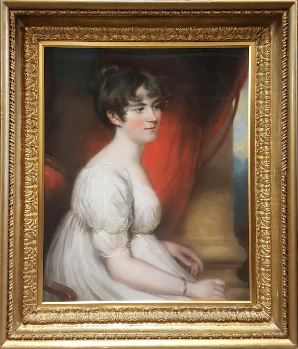 2199 - Mrs. Elmira Campbell by CB Russell