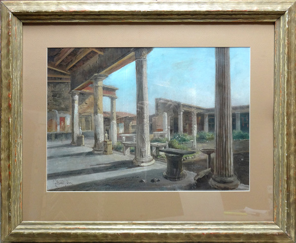 2004 - Pompeii by Giovanni Battista (1860-1925)