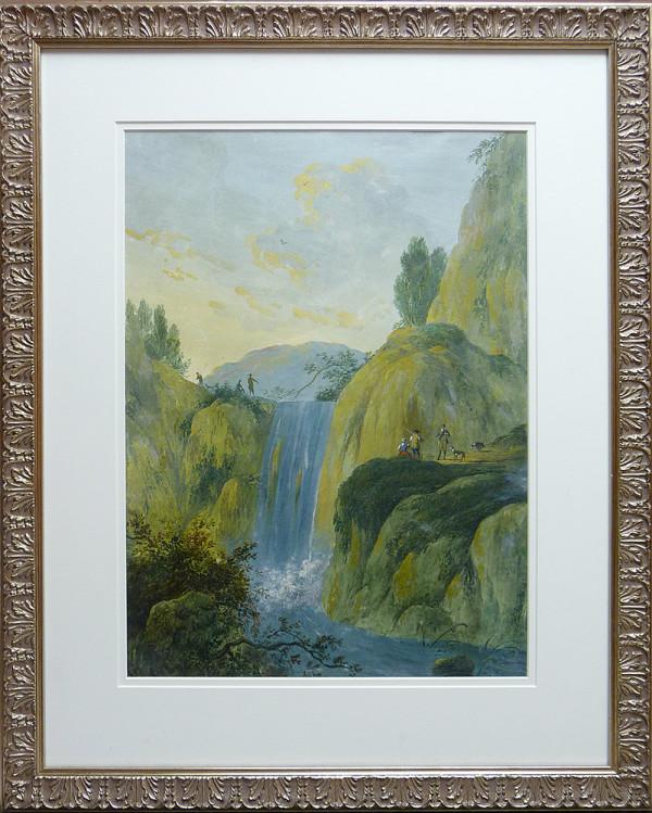 2060 - Waterfall by W Tuny