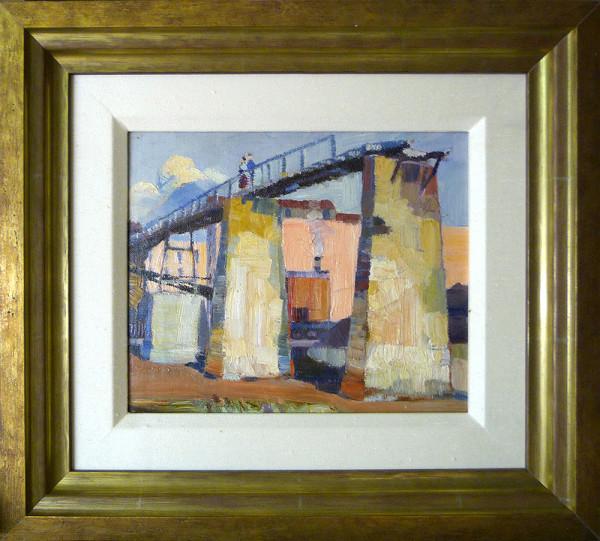 0296 - Raised Walkway by Llewellyn Petley-Jones (1908-1986)
