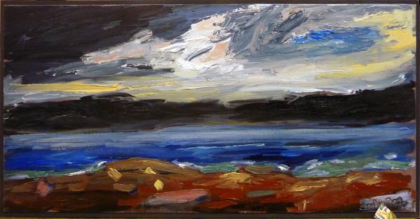 0488 - Red Beach by Matt Petley-Jones