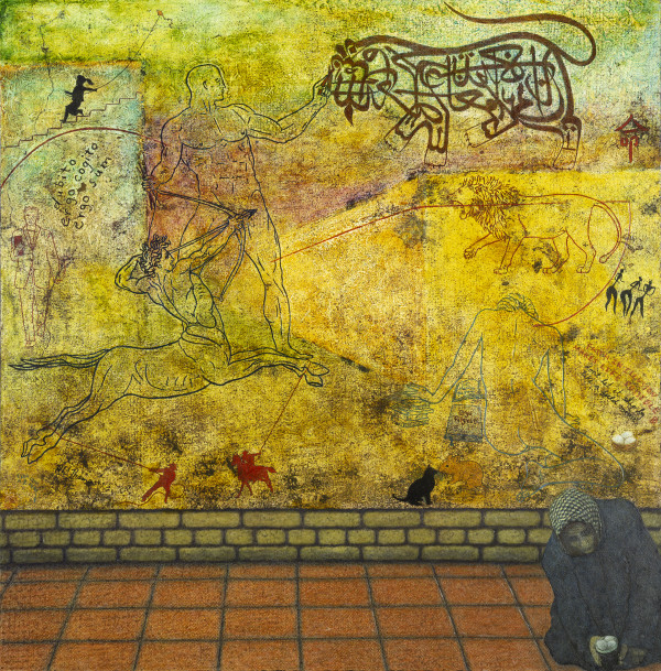 Ergo Pilgrim by Duncan Regehr