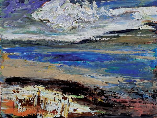 1203 - Scottish Impressionism by Matt Petley-Jones
