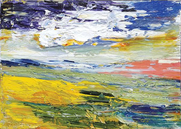 0544 - Seafoam by Matt Petley-Jones