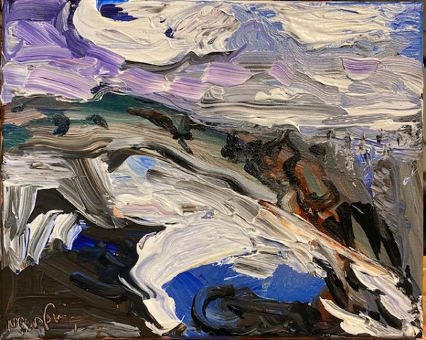 0738 - Snow Patches by Matt Petley-Jones