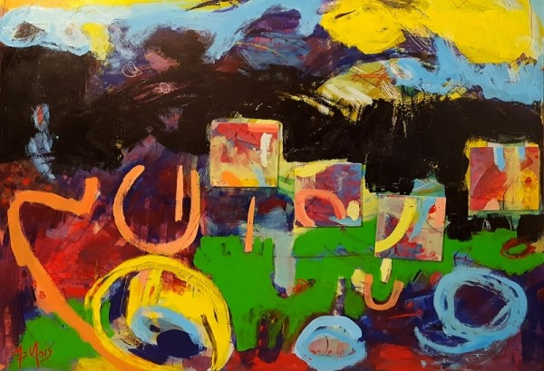 0197 - Study #1 by Marie-Doris Valois