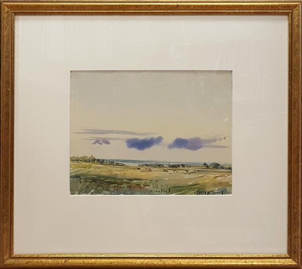 2356 - Study of Distant Lakes by Llewellyn Petley-Jones (1908-1986)