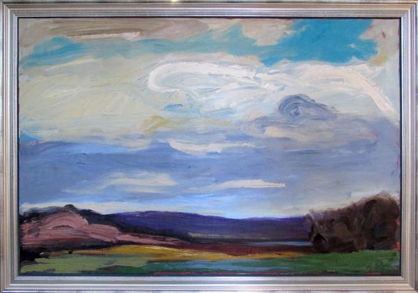 0552 - Summer Sky by Matt Petley-Jones