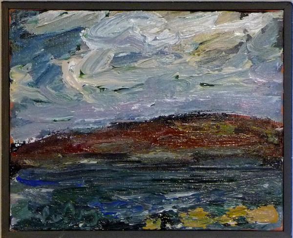 0556 - Teal Waters by Matt Petley-Jones