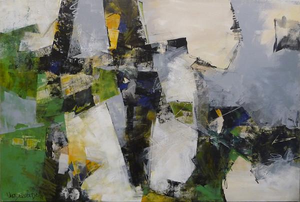 0765 - The Grid by Ann Vandervelde
