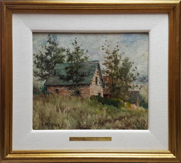 0259 -The Sylvan Way 1928, Morning Parkdale by Llewellyn Petley-Jones (1908-1986)