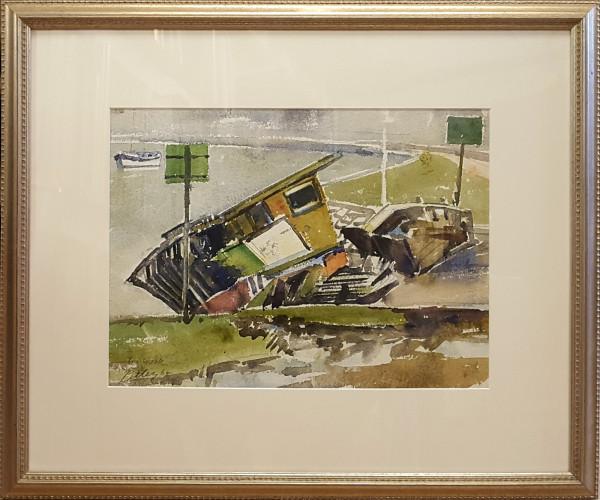3094 - The Wreck (1962) by Llewellyn Petley-Jones (1908-1986)