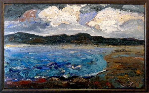 0564 - Tides of Blue by Matt Petley-Jones