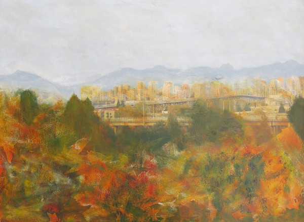 1148 - Vancouver Fall by Barbara Arnold