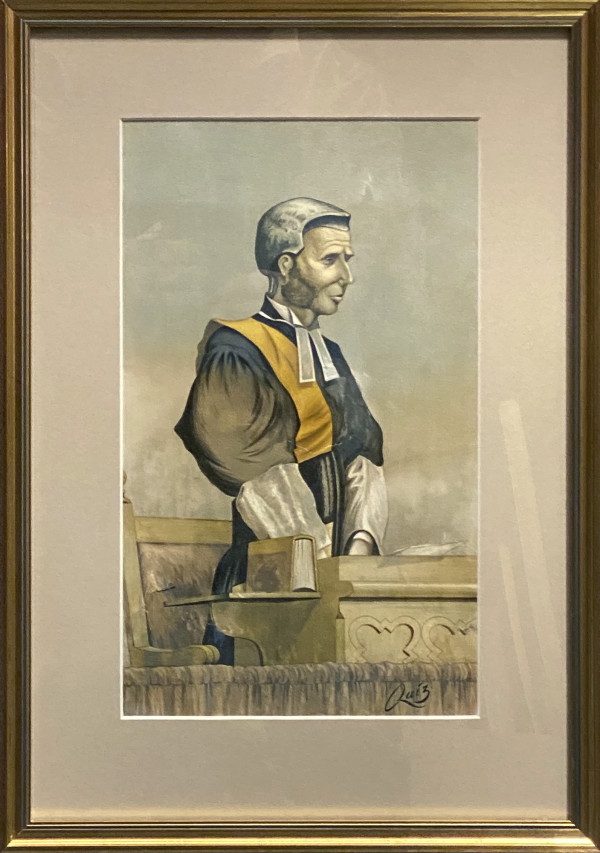 "2945 - ""Smith's Leading Cases"" The Hon. Sir Richard Henn Collins by Sir John Paget Mellor (1862 - 1929)"