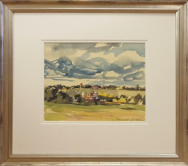 2374 - View From Southwest by Llewellyn Petley-Jones (1908-1986)