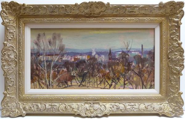 0263 - View of Kingston by Llewellyn Petley-Jones (1908-1986)