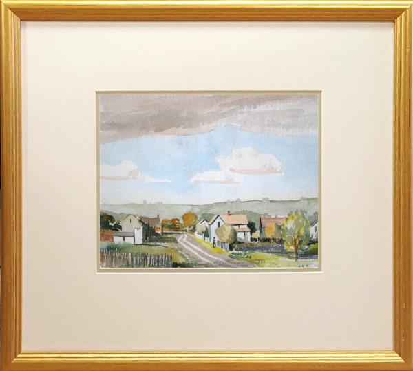 2377 - View of Rais Flats June 19th by Llewellyn Petley-Jones (1908-1986)