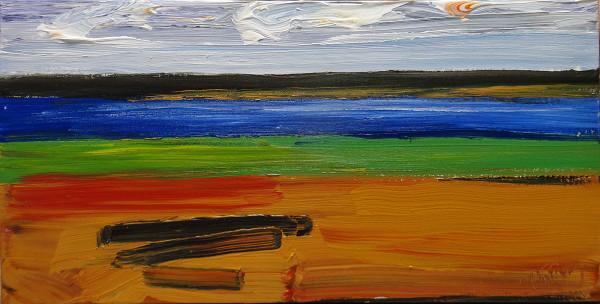0571 - Warm Beach by Matt Petley-Jones
