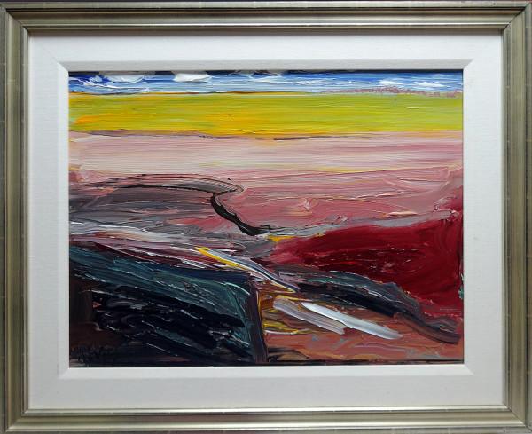 0573 - Warm Fields by Matt Petley-Jones