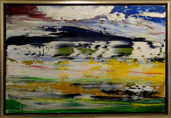 0575 - Waters Reflection by Matt Petley-Jones