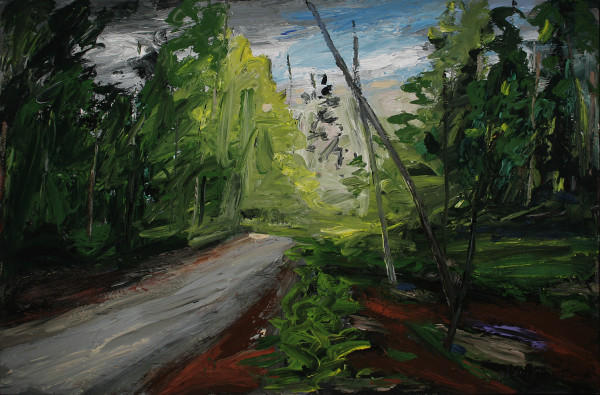 0576 - Way to the Light by Matt Petley-Jones
