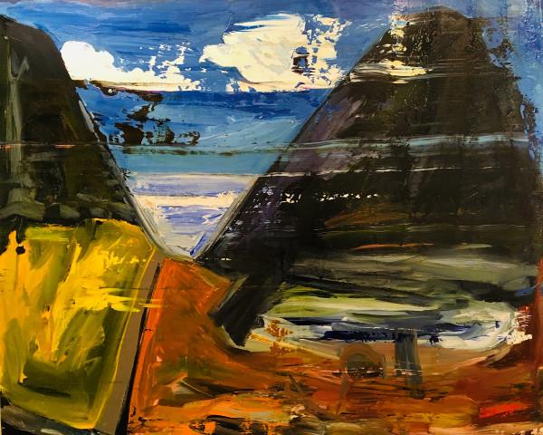 0440 - Coastal Exaggeration by Matt Petley-Jones