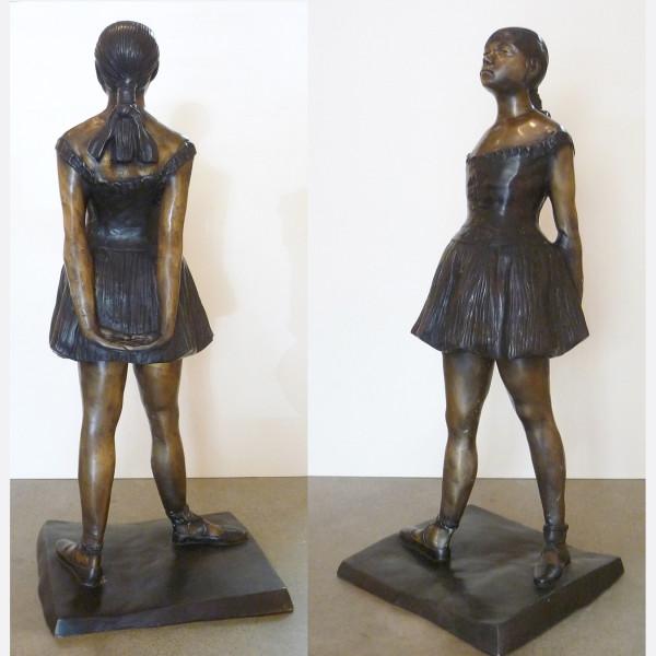 4105 - After Degas Sculpture