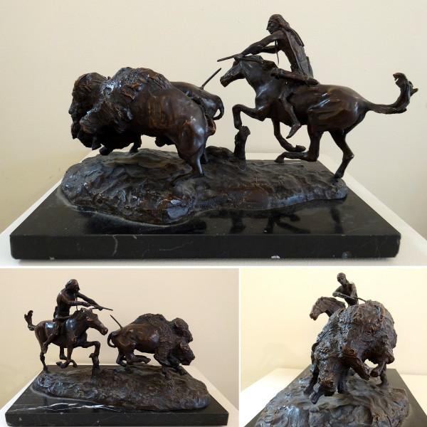 4107 - Buffalo Hunt