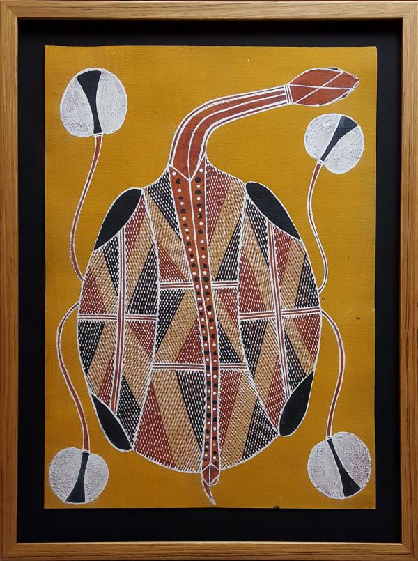 2749 - Womardu (Turtle) by Unknown