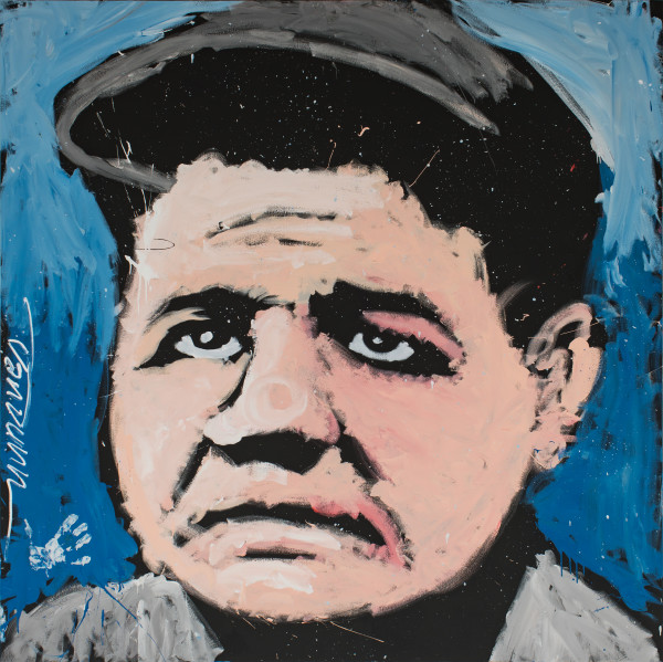 Babe Ruth by Dan Dunn