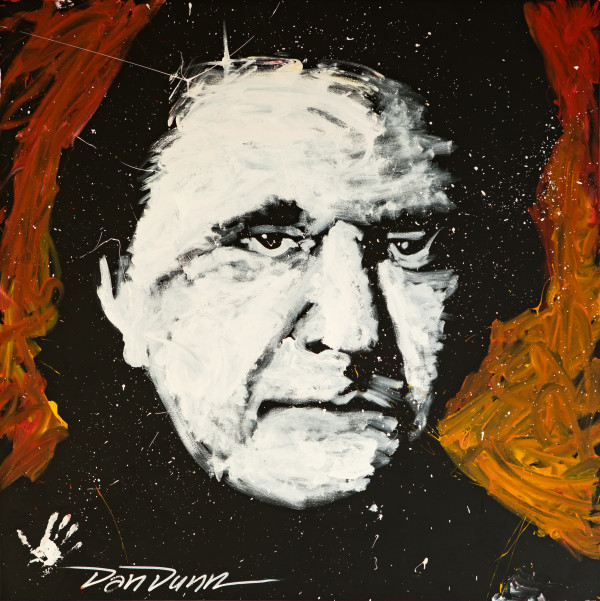 Johnny Cash by Dan Dunn