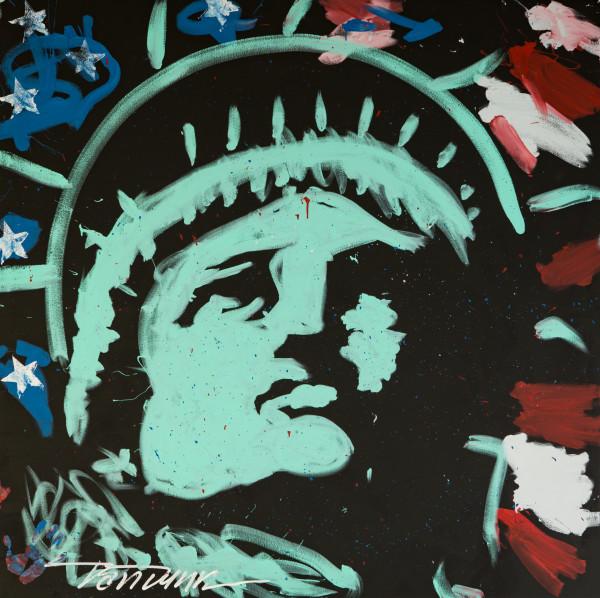 Lady Liberty by Dan Dunn