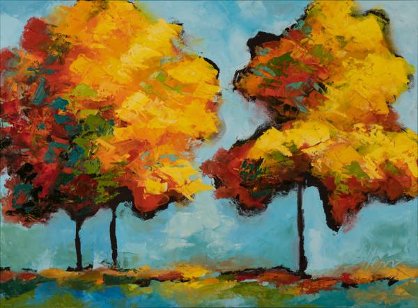 Trees by Jacqueline Ellens
