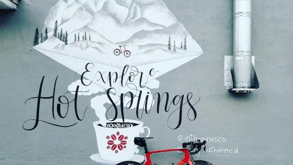 Explore Hot Springs by Mary Katherine Dennis