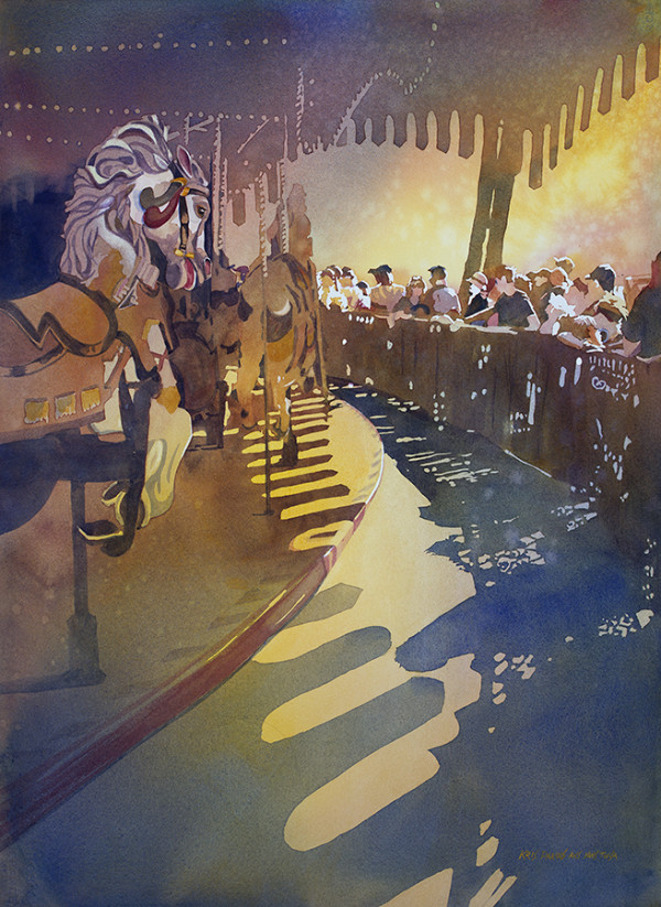 Carousel by Kris Parins