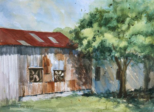 Rusty Rest by Kris Parins