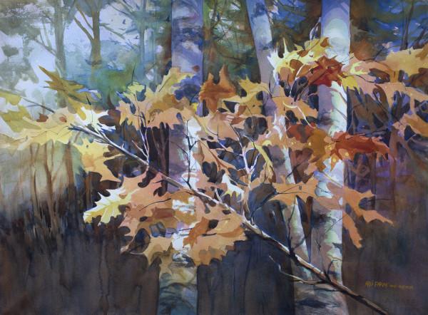 Fall Farewell by Kris Parins