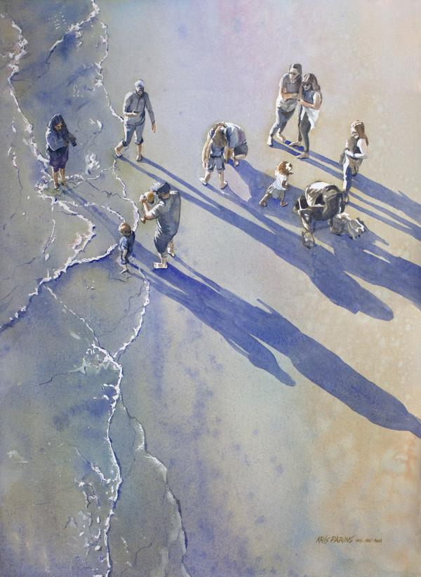 Tidal Encounter by Kris Parins