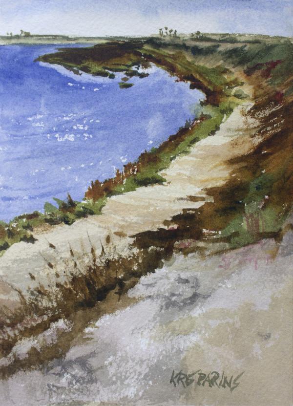 Crescent Shore by Kris Parins