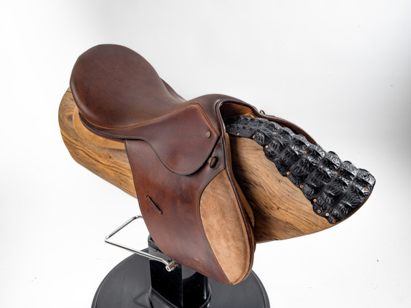 Saddle Series - No. 1 by Rigsby Frederick