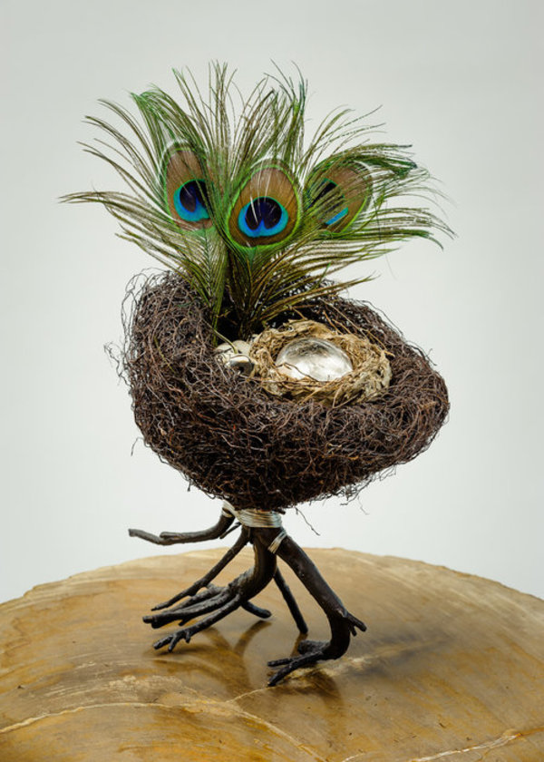Nest Series, No. 1 by Rigsby Frederick