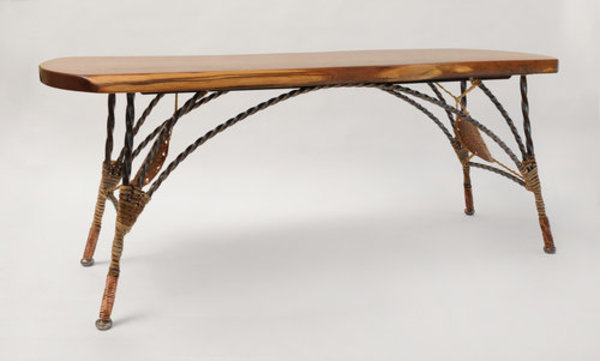 Writing / Sofa Table by Rigsby Frederick