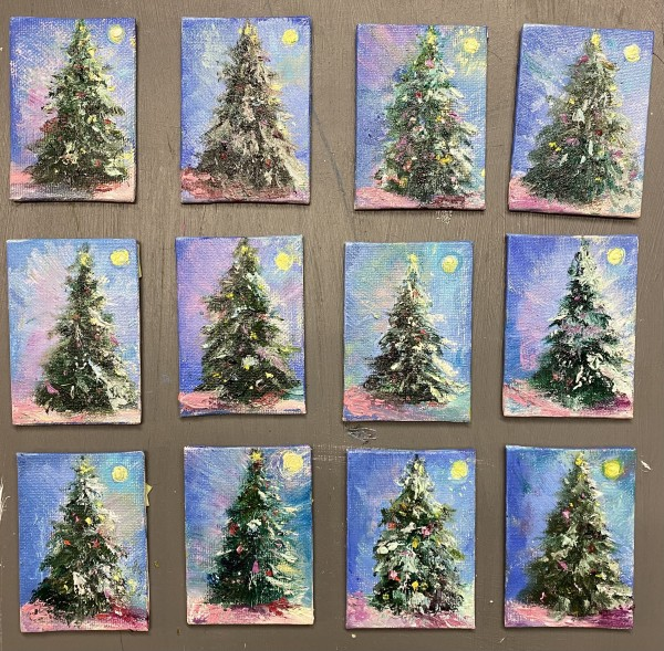O Christmas Tree by Julia Chandler Lawing