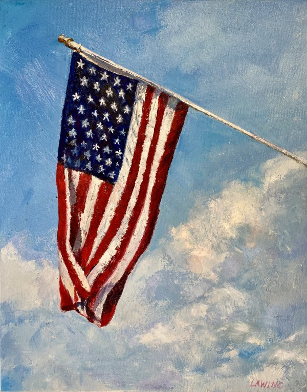 Old Glory by Julia Chandler Lawing