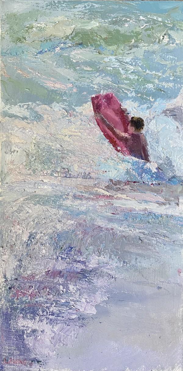 September Surf by Julia Chandler Lawing