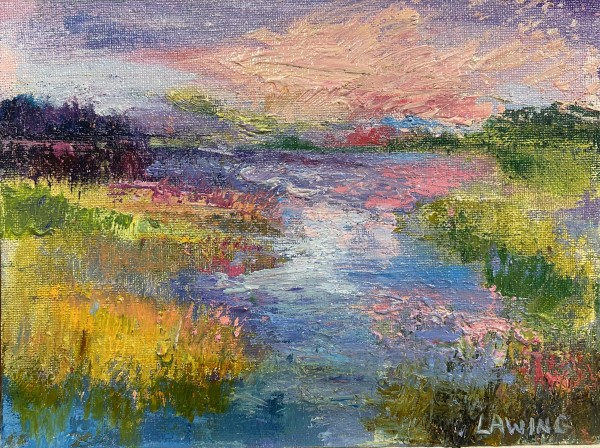 Marsh Dream by Julia Chandler Lawing