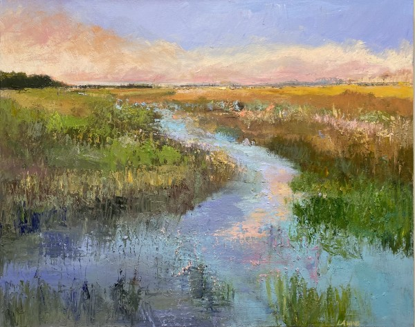 Autumn Marsh by Julia Chandler Lawing