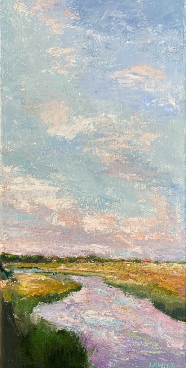 A Cloud And A Glow by Julia Chandler Lawing